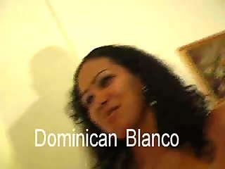 Two teenage Dominican babes tag team a horny black American guy