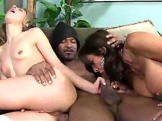 Mature MILF takes on big black cock 23