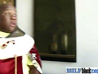 Black Huge Dick Fill Perfect In Slut Housewife (daisy cruz) video-11