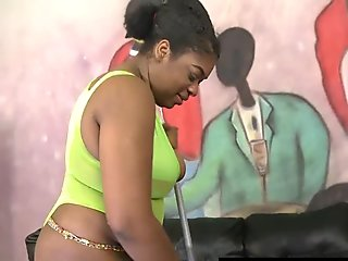 Black BBW Ashlyn Dream Used And Degraded