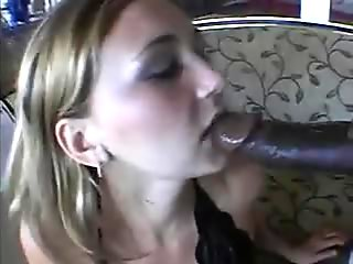 Young Blond Gets Monster BBC