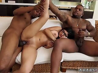 Arab men and muslim grandma first time My Big Black Threesome