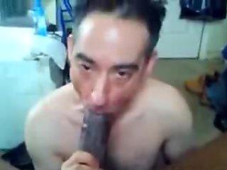 Sucking For Jizz gay porn gays gay cumshots swallow stud hunk