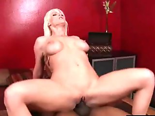 Interracial Sex With Horny Milf On Huge Black Dick mov-13