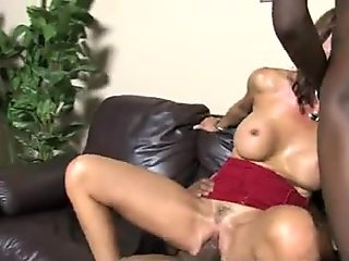 Hot milf fucks hard an huge black cock 19