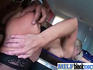Sexy Milf (lisa demarco) Ride Hard A Black Mamba Cock movie-23