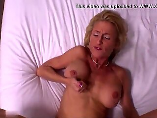 Petite Big Boobs Cougar Bitch Fucks Your Dick POV 2