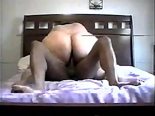 ssbbw bouncing that big phat ass on my dick......