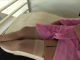 Black ass face cumming