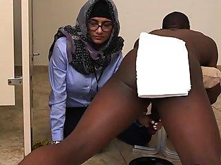 Mia Khalifa in Black vs White, My Ultimate Dick Challenge. - BangBros