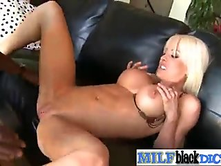 Interracial Sex Tape With Mamba Black Cock In Wet Pussy Milf (hellie mae hellfire) movie-11